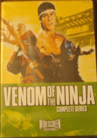 Venom of the Ninja, Vols. 1-3