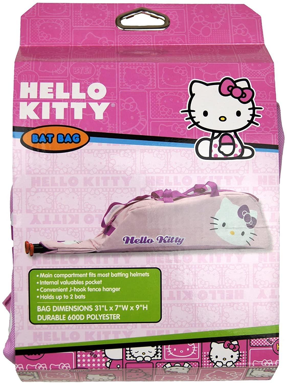 Hello Kitty Baseball Bat/Helmet Bag Pink 31