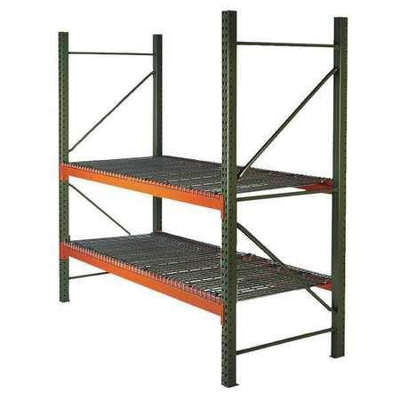 Pallet Rack Starter Unit, 96