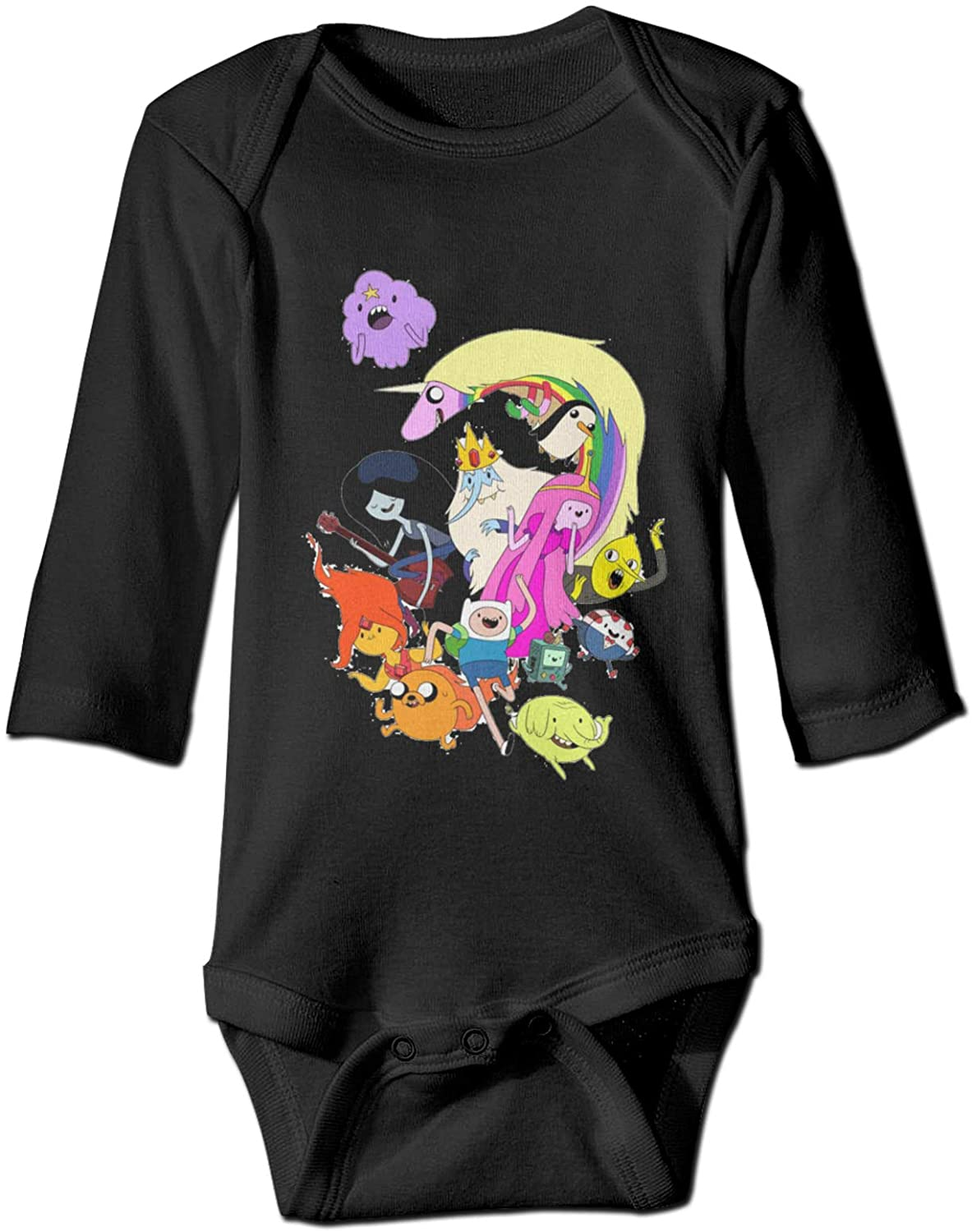 Adventure Time Baby Home Sleeve Casual Climbing Clothes