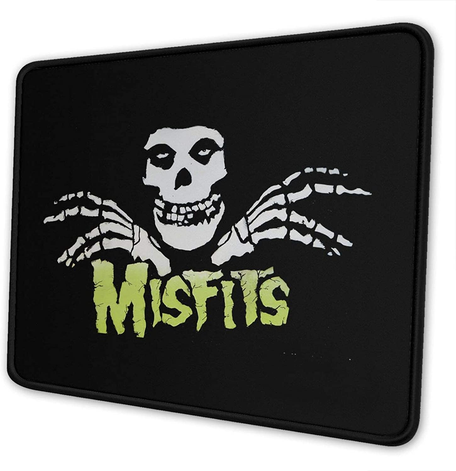 Fejarx Misfits Computer Game Mouse Pad Smooth Surface Non-Slip Base