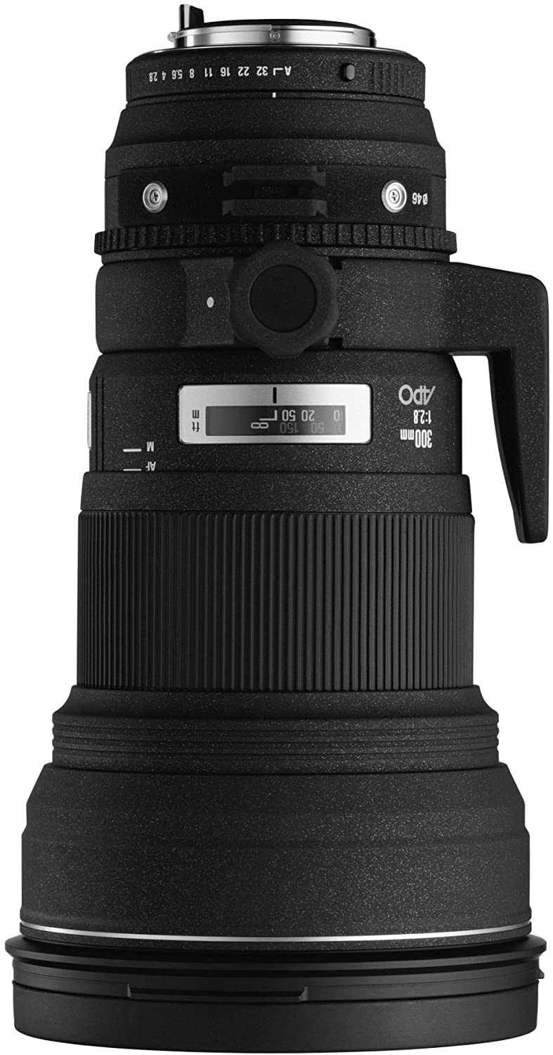 Sigma 300mm f/2.8 EX DG IF HSM APO Telephoto Lens for Canon SLR Cameras