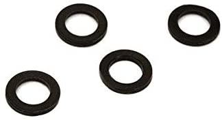 Integy RC Model Hop-ups C28052 Metal Washer 5x8x0.5mm (4) for 5mm Axle & Bevel Gear Shimming