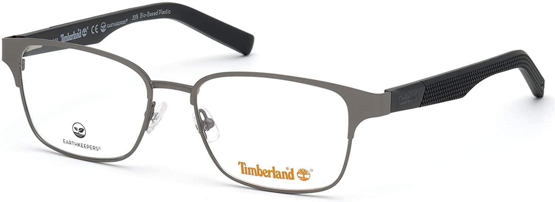 Eyeglasses Timberland TB 1665 009 Matte Gunmetal