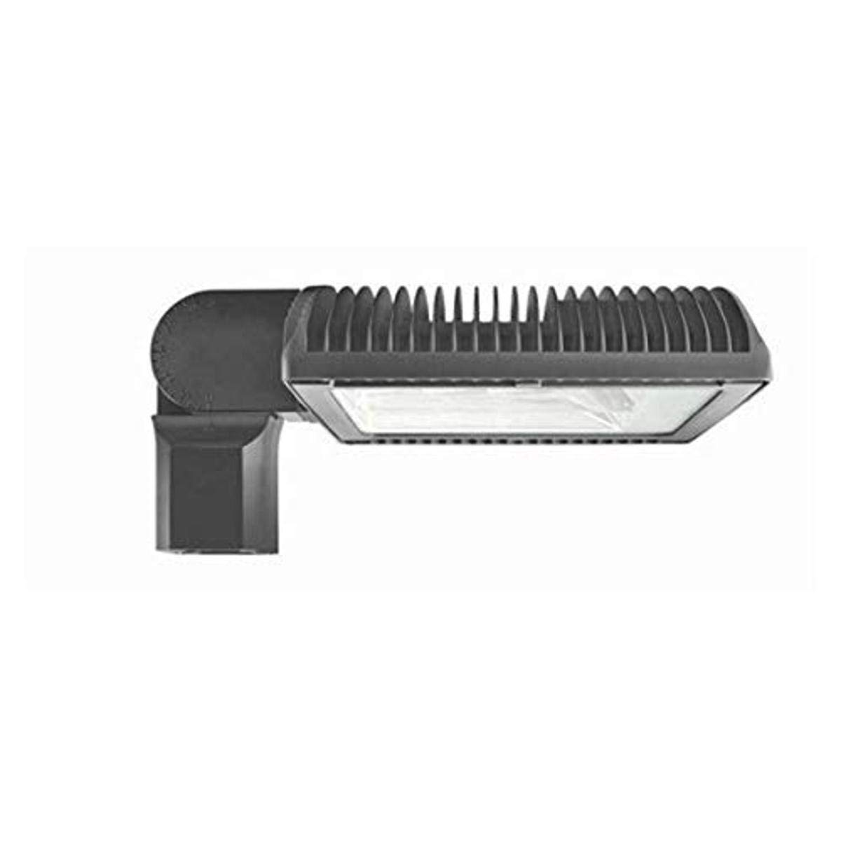 RAB Lighting ALED2T125SF/BL LED High Wattage Type II Area Light, Bi-Level Type, 5000 K (Cool) Color Temperature, Bronze Finish