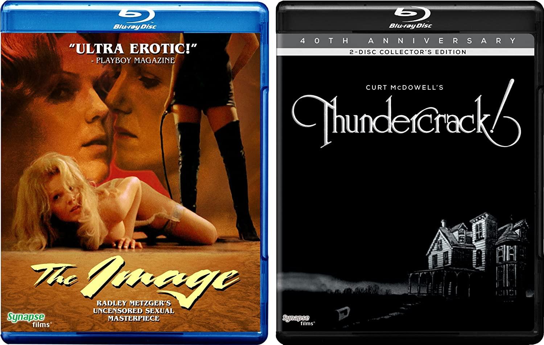 Thundercrack! & The Image Cult 2-Movie Bundle Set