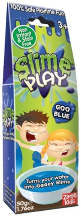 Jim Fly Kids Slime Play, Slime Baby: Green - 50g (2Set) / Jelly / Green / Liquid Monster 2Set / Gift / Safety / Bowl / Water / Powder / Children / Gift / Most Popular
