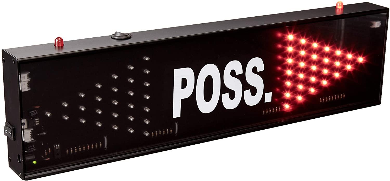 LED Basketball Possession Indicator
