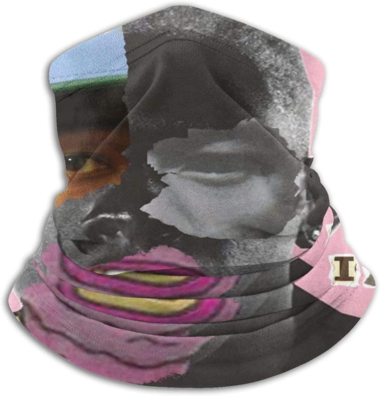 NaohBent Tyler The Creator IGOR Fashion Unisex Scarf Neck Warmer Design Neckerchief One Size