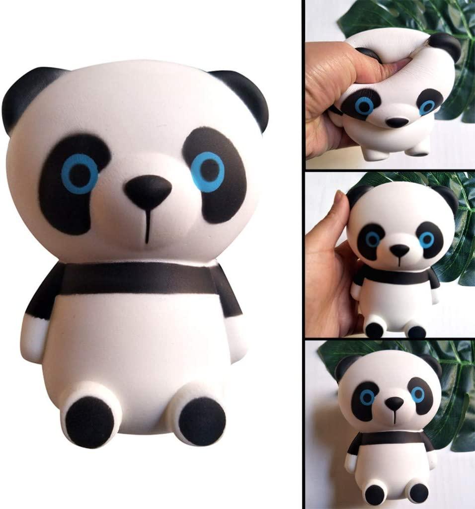 YueShang Decompression Artifact Squishies Jumbo Cute Panda Slow Rising Kids Toys Doll Gift Fun Stress Relief Toy