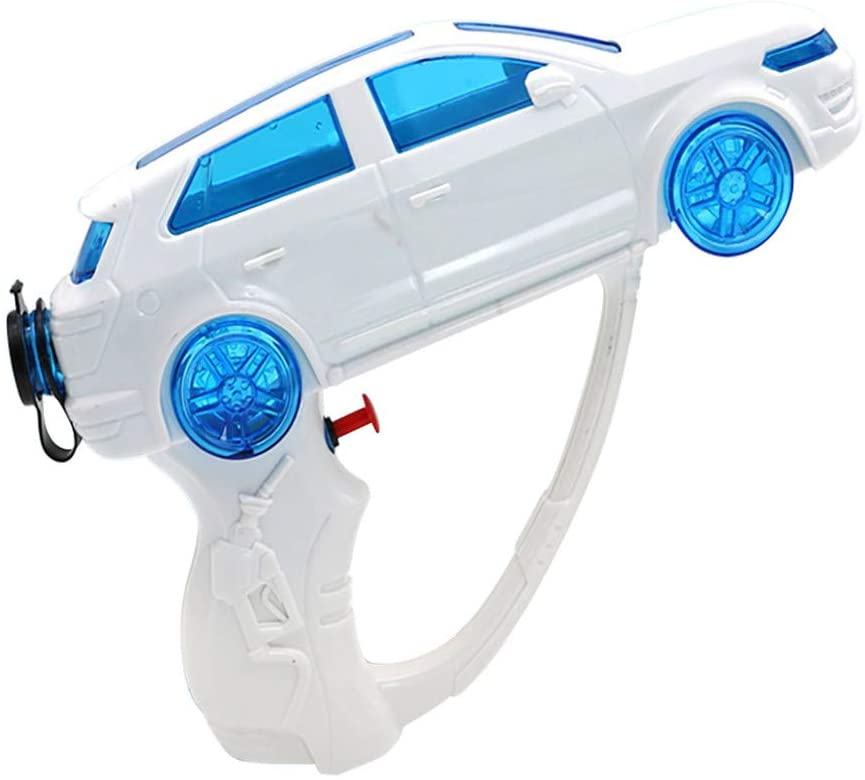 Fineday Water Squirt Car Model for Kids Great Toy Hot Summer Soaker Squirt Games, Toys and Hobbies (Random)