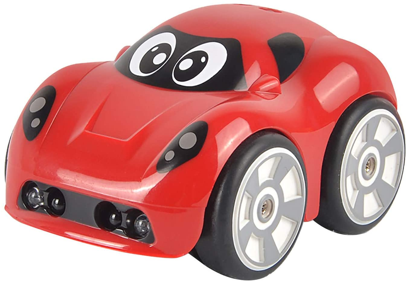 Remote Control Car, Electric Magic Hand Control Car Induction Follow Toy, Kids Toys (Red)