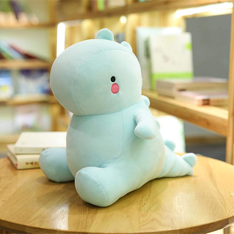 VMARI Cute Plush Toy Dinosaur Handmade Cute Lovely Dinosaur Stuffed Anim Dolls Nice New Gift for Baby Little Kid Birthday