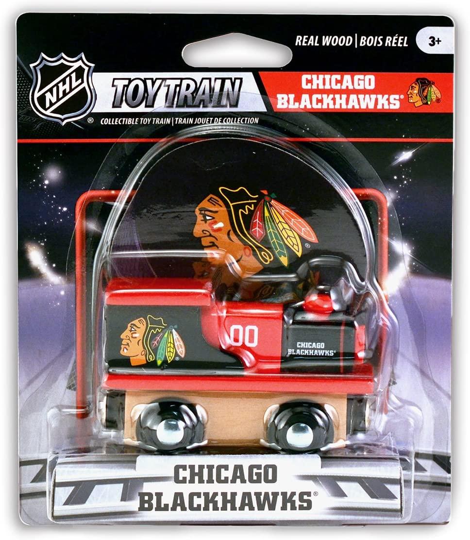 MasterPieces NHL Unisex Real Wood Toy Train Zamboni