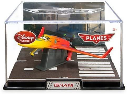 Disney Than US Store Planes (Plains) Ishani Die Cast Plane/Ishani die cast plane (containing only acrylic case)