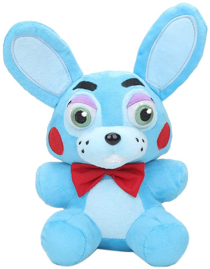 Plushies All Characters Series Plush Cute Doll Toy Bonnie Cartoon Novelty Soft Fluffy Doll Collectible Figure Gift Multicolor 7