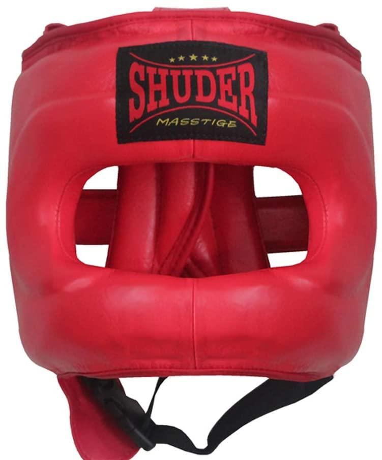 Shuder Full-face Headgear, MMA, and Muay-Thai, Sparring and Training