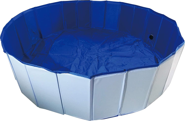 ZHANXING PVC Pet Swimming Pool Portable Foldable Pool Dogs Cats Bathing Tub Bathtub Wash Tub Water Pond Pool in The Garden