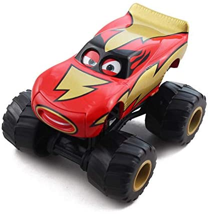 Pixar Cars McQueen Movies Toys Cars Monster Truck Frightenin?g McMean Diecast Toy Car 1:55 Kids Baby Toys McQueen Cars
