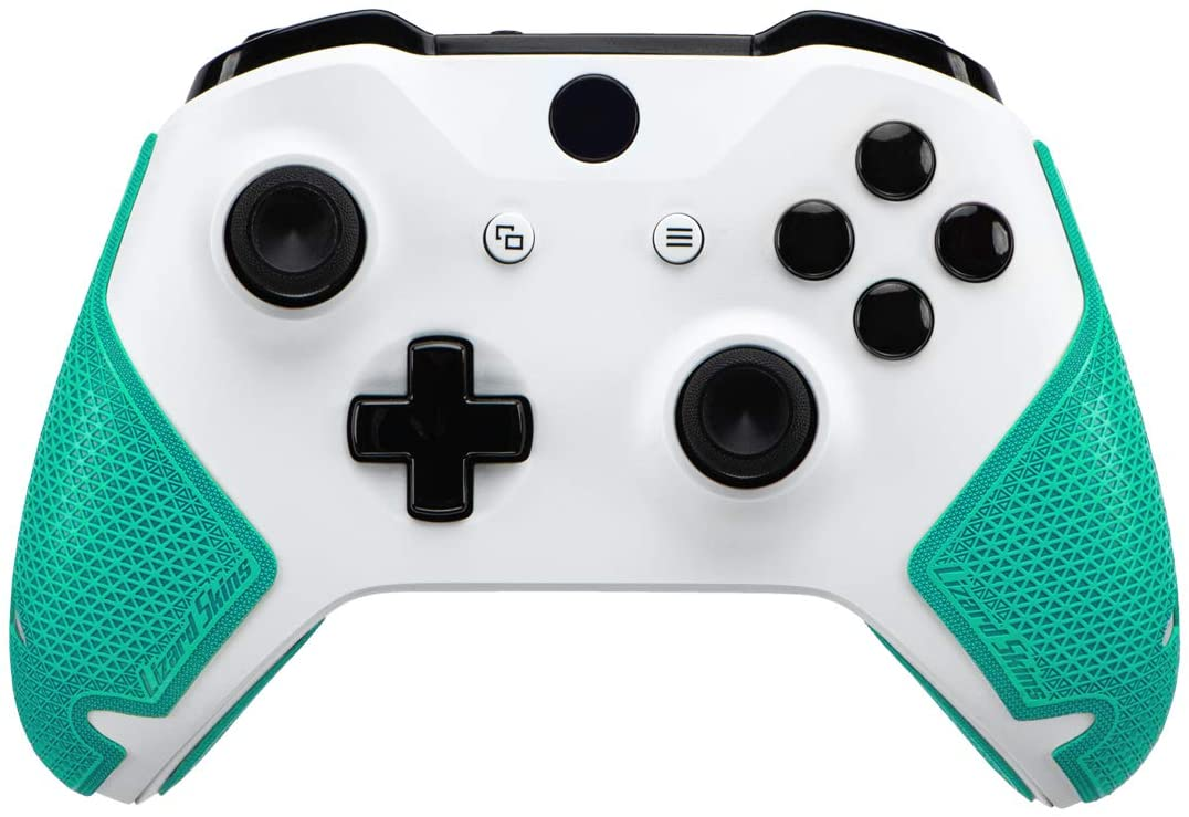 Lizard Skins DSP Controller Grip for Xbox One Controllers – Xbox One Compatible Gaming Grip 0.5mm Thickness - PRE Cut Pieces - Easy to Install – 10 Colors (Teal)