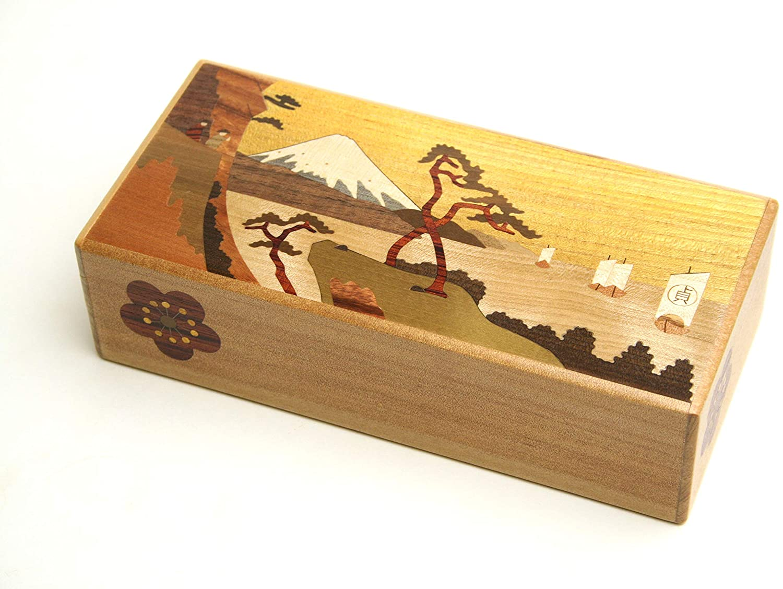 Japanese Puzzle Box 7steps Yui