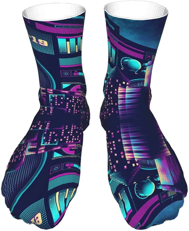 Tobestill Socks High Dress Stockings For Outdoor Athletic Sports Running Hiking Trekking