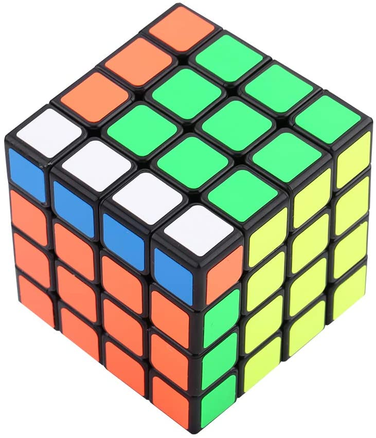 sjlerst Good Cornering Rubiks Cube, Cube, Extremely Fast Hand Flexibility Professional Speed for Gift Adults