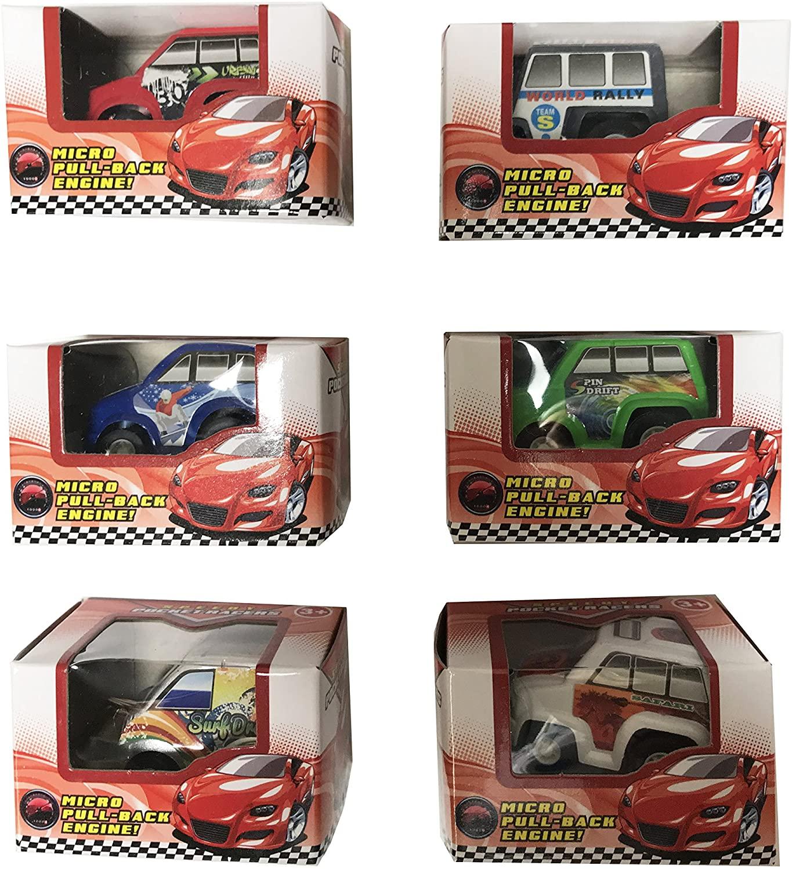 Master Toys Pocket Power Racers