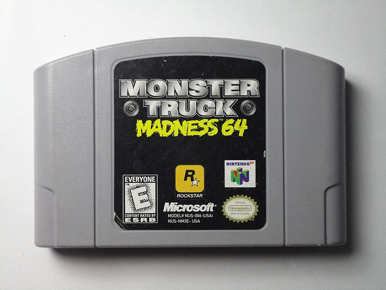 Monster Truck Madness (Renewed)