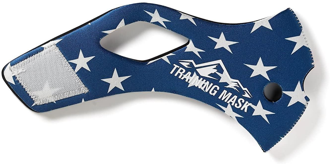 Elevation Training Mask 2.0 All American Sleeve - Medium