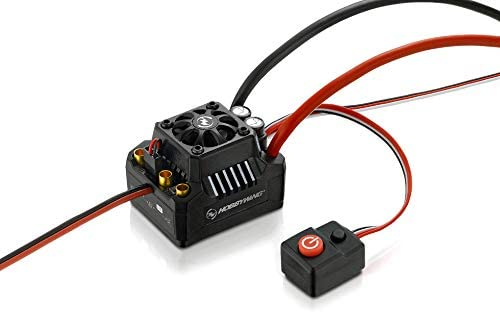 Xiangtat Hobby Wing EzRun Max10 SCT 120A Sensorless Brushless ESC Speed Controller for 1/10 SCT