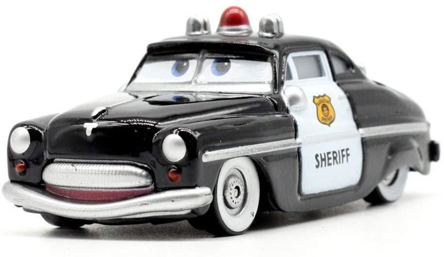 Hannaier Toy car, Lightning McQueen car 1:55 die-Casting car Metal Alloy boy Collection Toy (3)