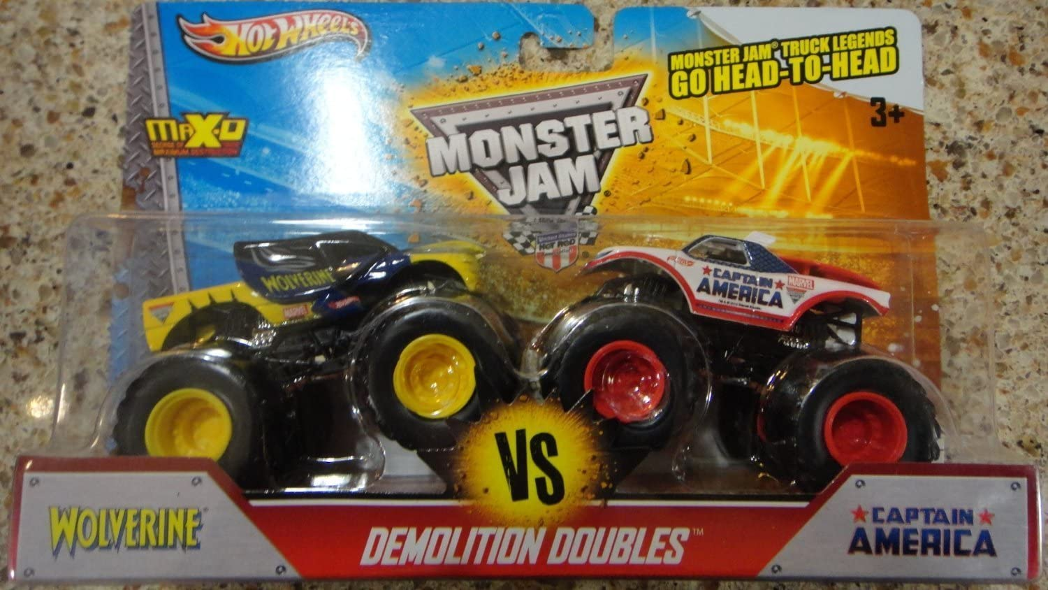 Hw Demo Doubles Size Ea Hot Wheels Demo Doubles