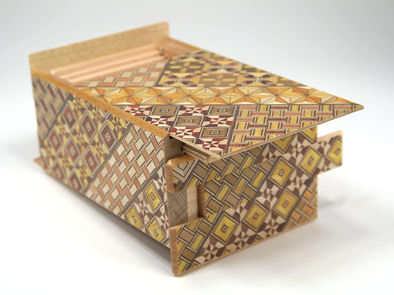 Japanese Puzzle Box 21steps 4sun Koyosegi