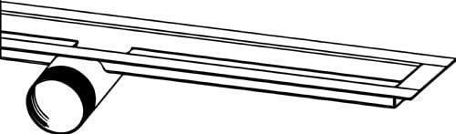 Infinity Drains OCH 6524 SS - 24