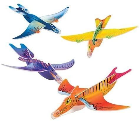 Dinosaur Gliders - 12 per pack