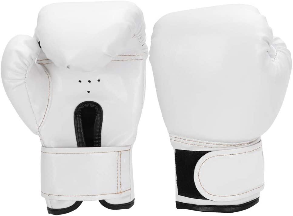 SunshineFace Children PU Leather Kids Boxing Gloves,Fighting Sparring Punching Sandbag Gloves Training Mitts