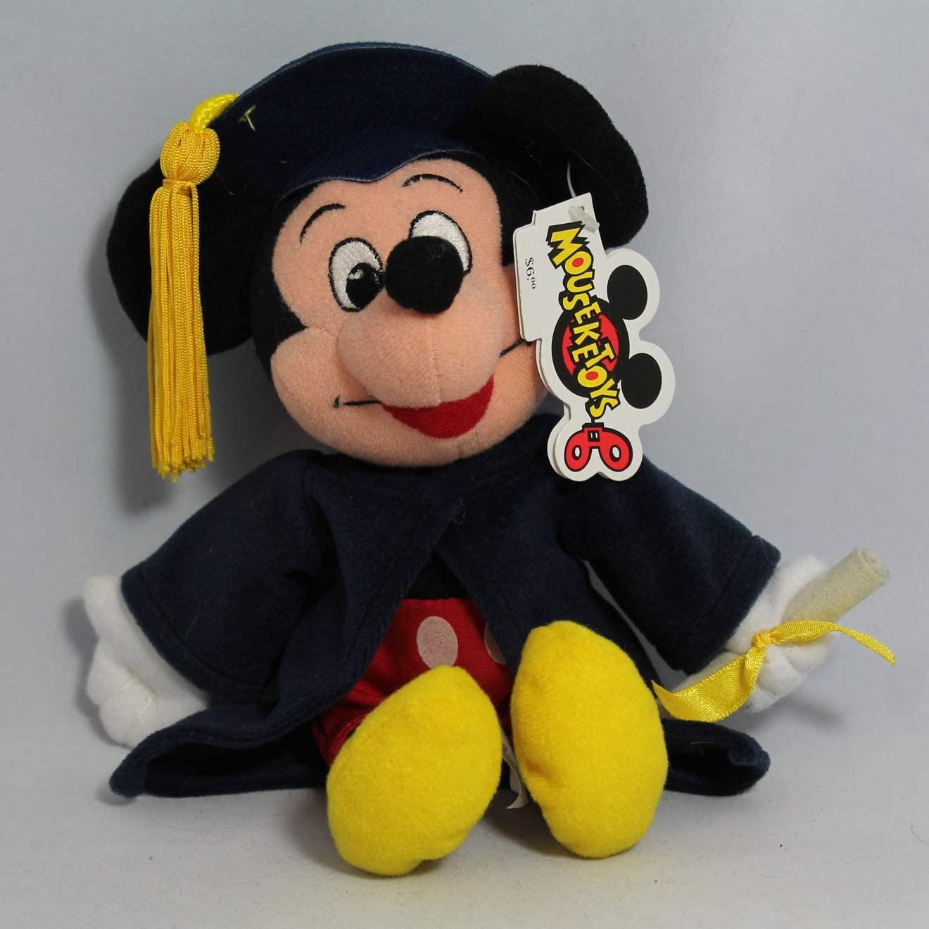 Disney Bean Bag Plush Mickey Mouse Gradnite 8