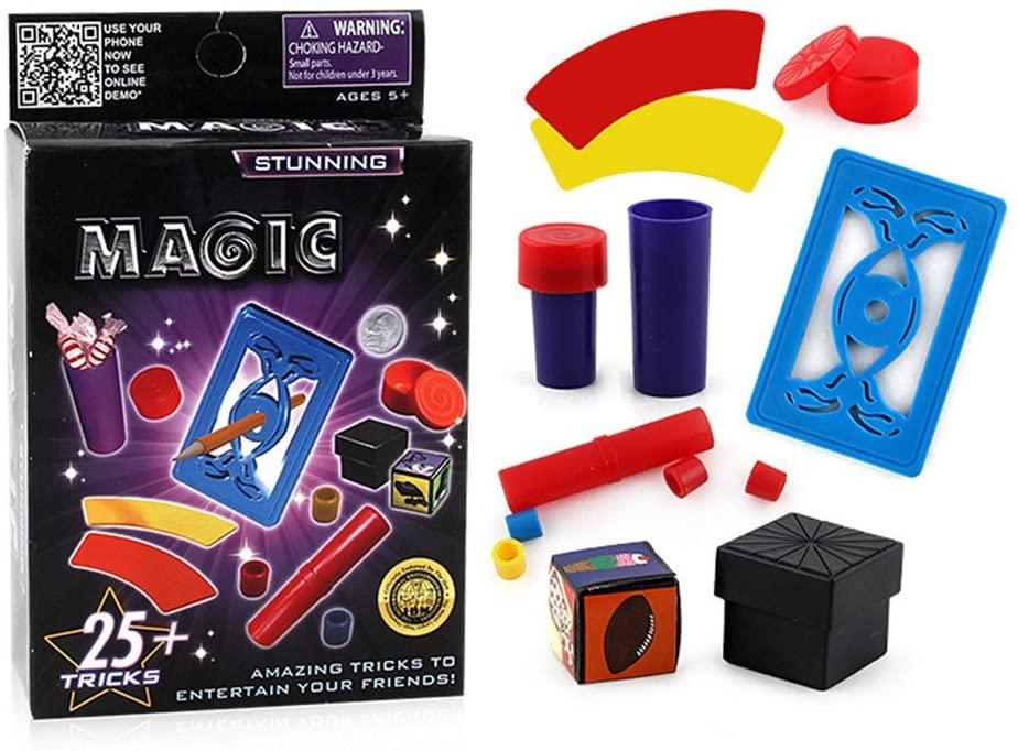 Magic Classic Vanishing Ball and Vase Party Magic Trick Set Magic Props Show Toy, Magic Props Magic Toys, Props Show,
