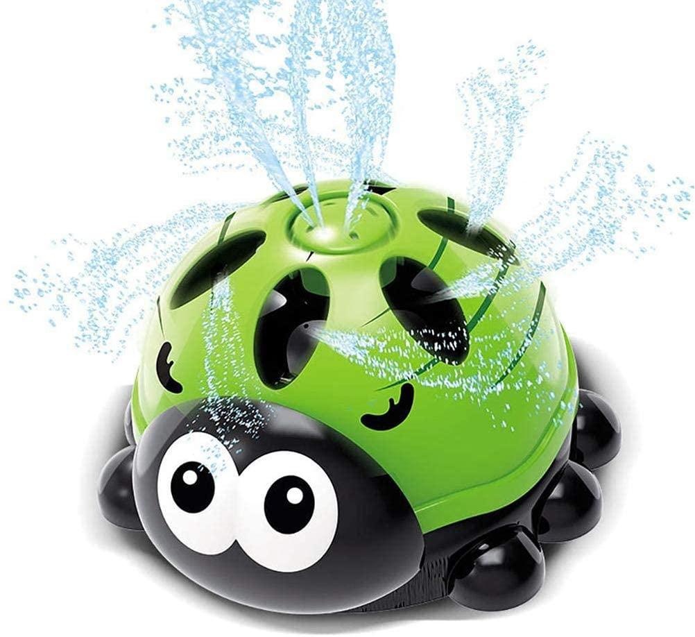 JTLB Splash Whale Yard Water Sprinkler Lawn Sprinkler for Kids Outdoor Sprinkler Toy Baby Bath Toys