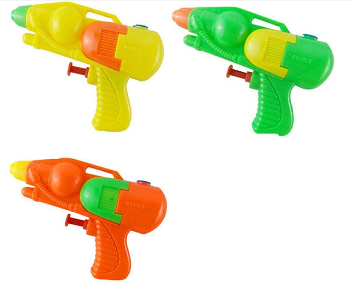 Drummond Water Gun Kids Summer Outdoor Children Beach Small Water Gun Yellow
