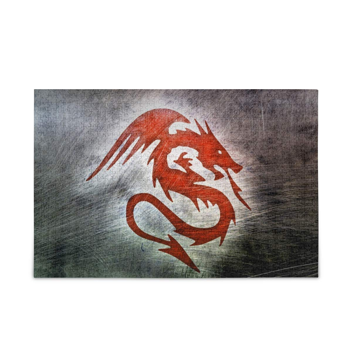 Dragon Puzzle 500 Piece Jigsaw Puzzle Adult – Jigsaw Puzzle(2)