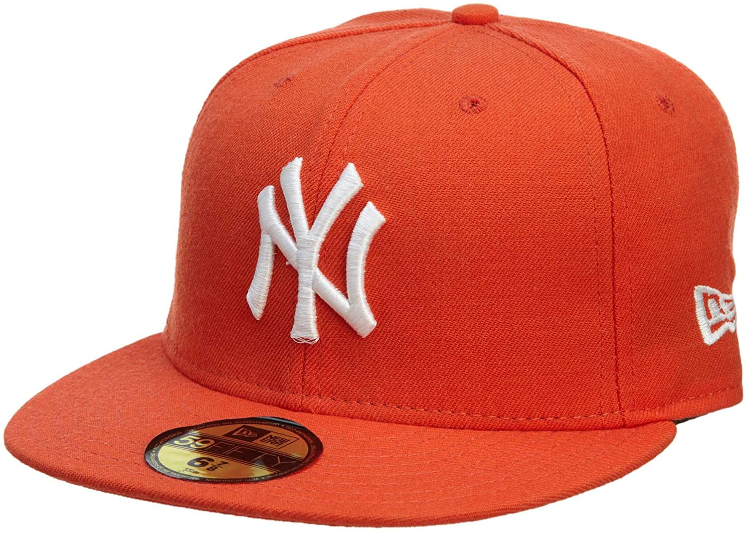 New Era New York Yankees Fitted Hat Mens
