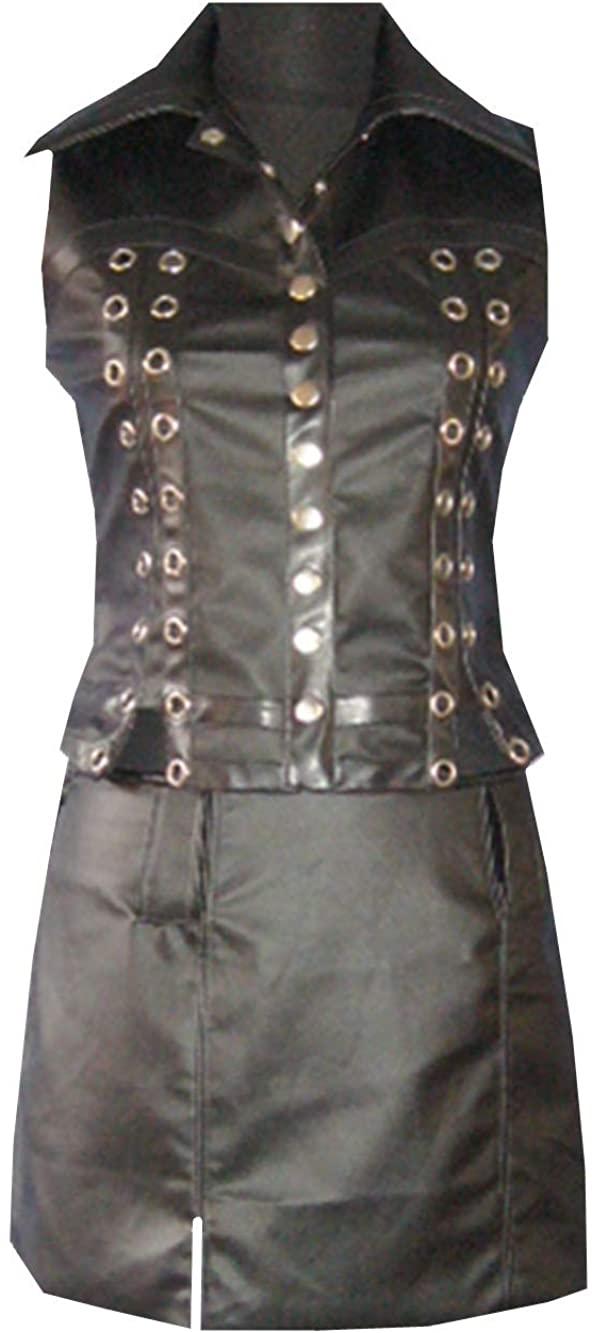 Lvcos Women Court Bodywear Jacket Coats Halloween Cosplay Costume
