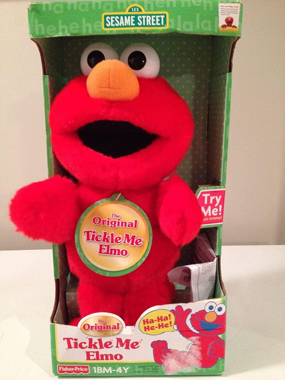 Sesame Street The Original Tickle Me Elmo