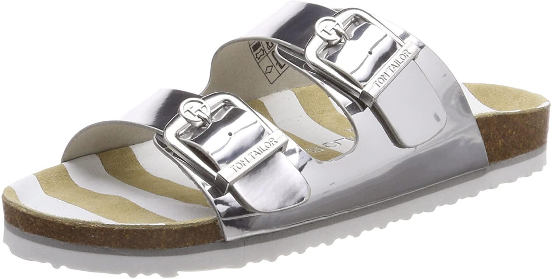 Tom Tailor Womens Espadrille Wedge Sandal