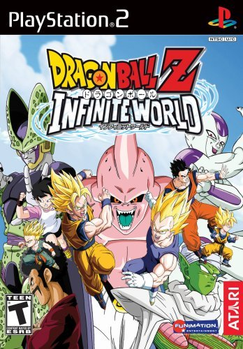 Dragon Ball Z: Infinite World - PlayStation 2 (Renewed)