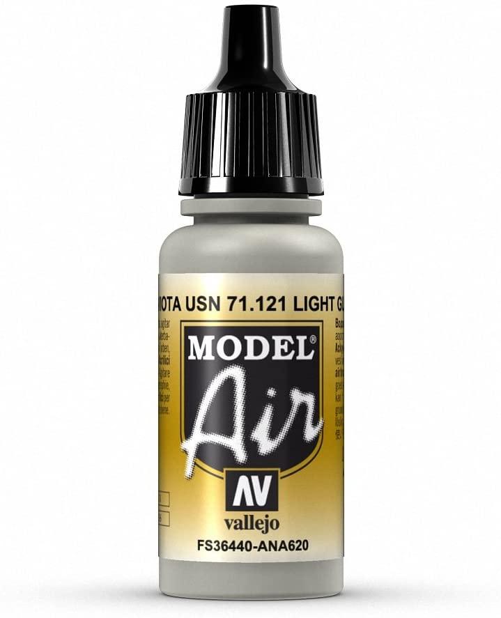 Vallejo USN Light Grey Paint, 17ml