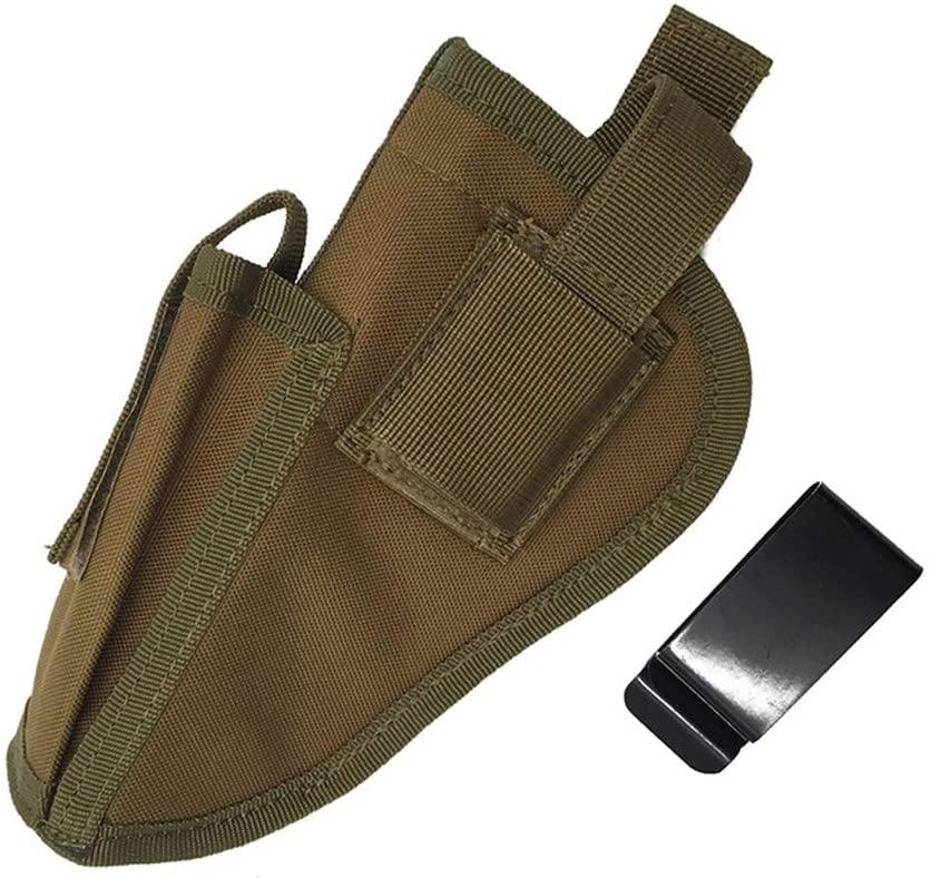 Outdoor Shooting Gear Tactical Combat Pistol Handgun Holster Pack Tactical Holster
