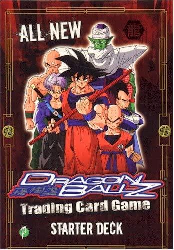 Dragonball Z Trading Card Game The Arrival Starter Deck
